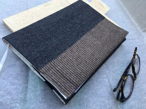 Обложка книжная, текстильная ViaVestis
