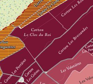Climat Corton Les Bressanes