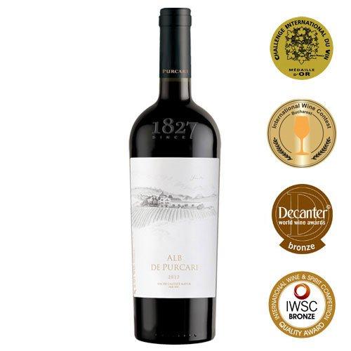 Alb de Purcari 2013 - Weißwein Cuvee von Chateau Purcari