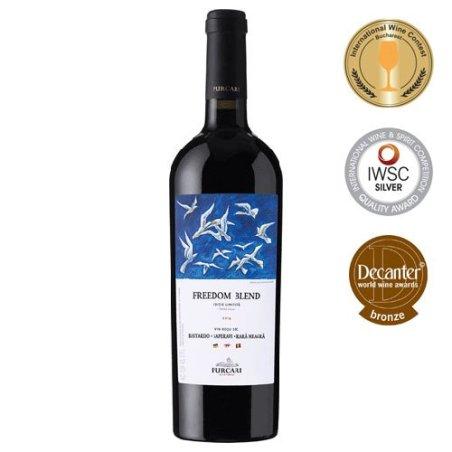 Freedom Blend 2014 - Rotwein Cuvée von Château Purcari