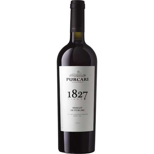 Merlot de Purcari 2014 - Rotwein von Château Purcari