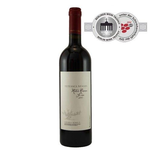 Feteasca Neagra 2013 - Rotwein von Vinaria Nobila