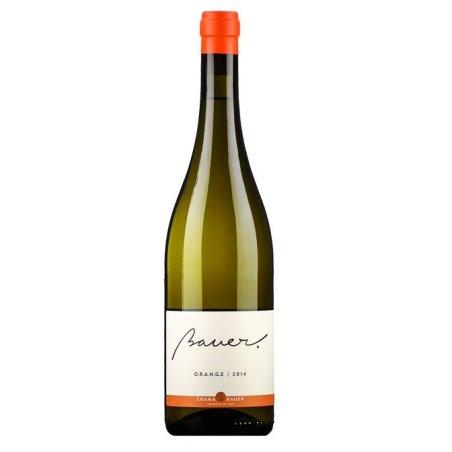 O.R.A.N.G.E. 2014 - Orange Wein von Crama Bauer