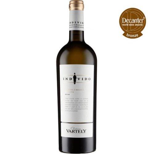 Individo Fetească Regală & Riesling - Weißwein Cuvée von Château Vartely