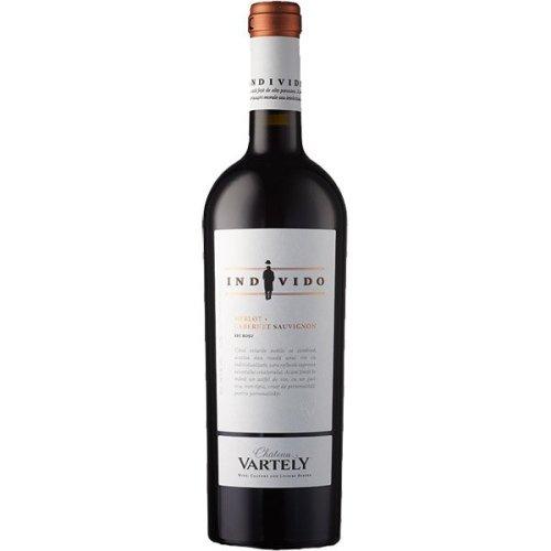 Individo Merlot & Cabernet Sauvigon 2015 - Rotwein Cuvée von Château Vartely