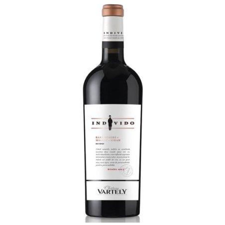 Individo Rara Neagra, Malbec & Syrah 2015 - Rotwein Cuvée von Château Vartely