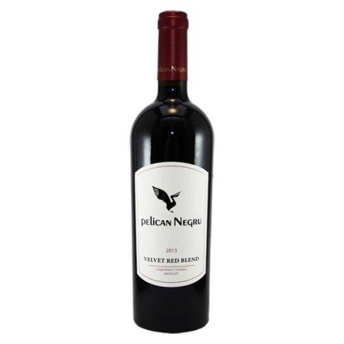 Velvet Blend 2013 - Rotwein Cuvée von Pelican Negru