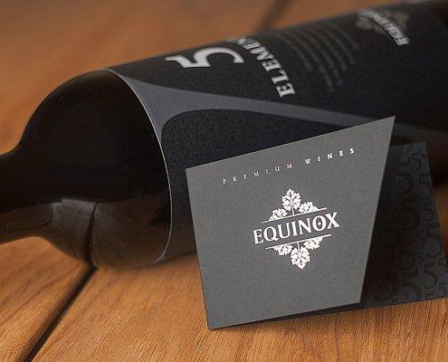 Equinox 5 Elemente Rotwein