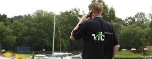 VIB Glasvezel kabels voor campings