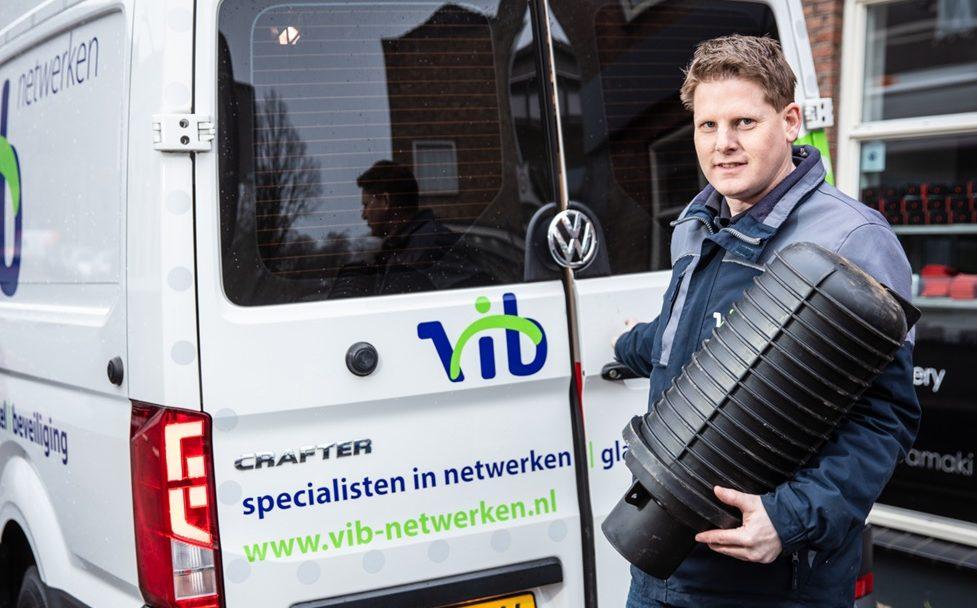 duurzaam personeelsbeleid vib netwerken