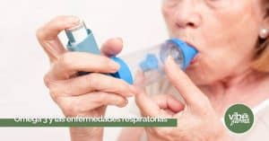 Beneficios de los Omega 3 en enfermedades respiratorias