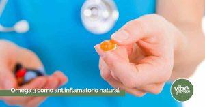 Omega 3 como antiinflamatorio