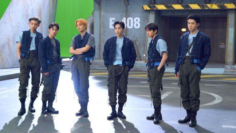 EXO – Don't fight the feeling