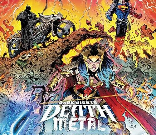 Various Artists – Dark Nights: Death Metal Soundtrack