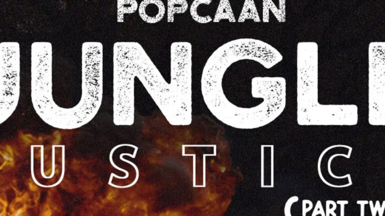 Popcaan – JUNGLE JUSTICE (Part Twice)