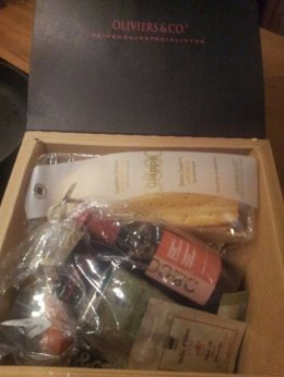 Kjempefin (og god) forsinket bursdagsgave fra søstera mi og kjæresten :-)