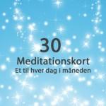 5 sæt meditationskort + 1 sæt gratis