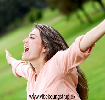 Energi i hverdagen - hvordan får jeg mere energi? | Vibeke Ungstrup, Terapeut, clairvoyant Hillerød og Helsinge
