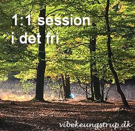Bliv glad i det fri   Vibeke Ungstrup, Terapeut og Clairvoyant Nordsjælland