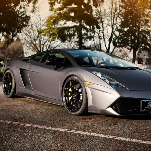 Lamborghini Gallardo Custom Wheels Year Of Clean Water