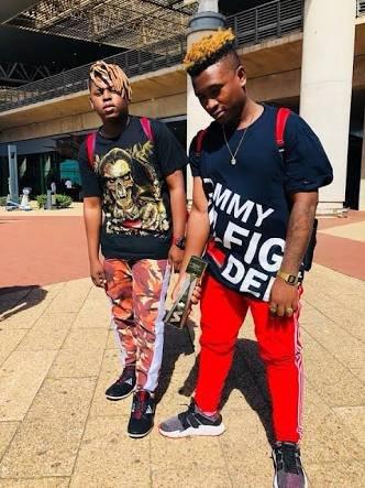Distruction Boyz Ft. DJ Target no Ndile – Iphara Mp3 Download