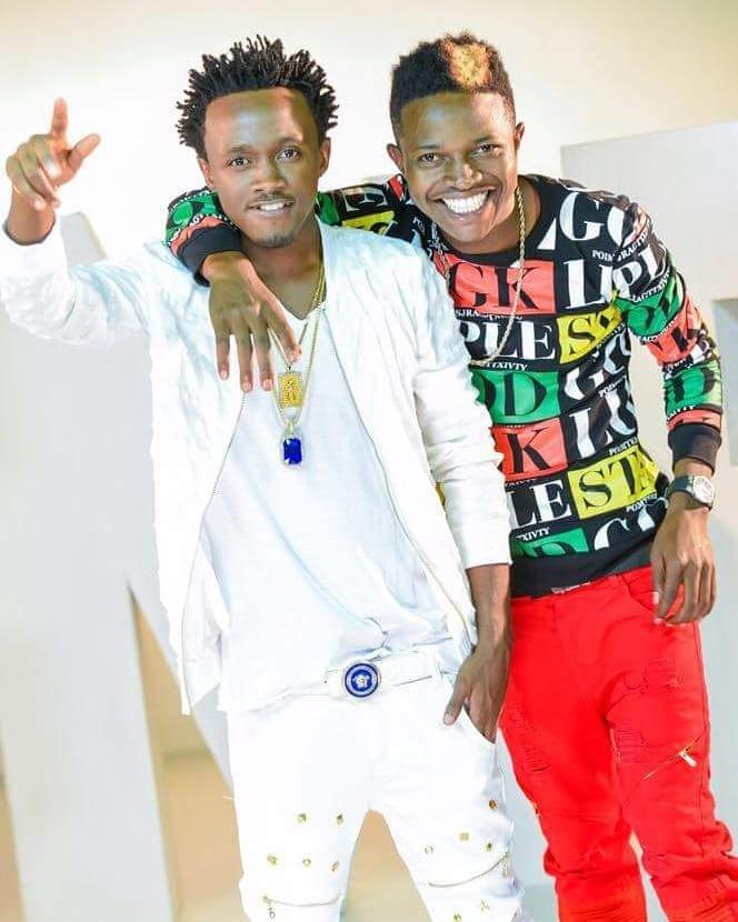 Bahati & Mr.Seed