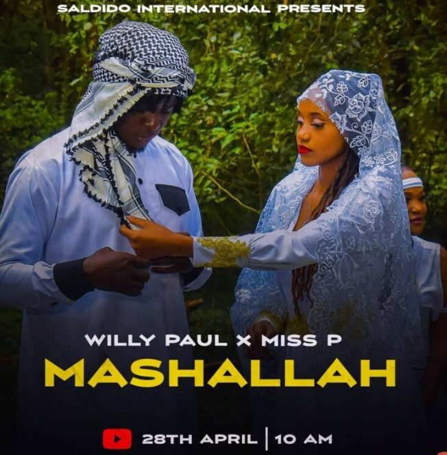 AUDIO Willy Paul – Mashallah Ft Miss P MP3