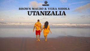 Download | Utanizalia (Visualizer) Mp4 Video – Brown Mauzo X Vera Sidika