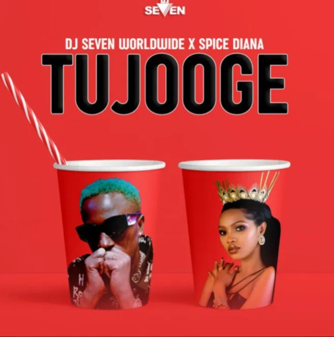 Dj Seven ft Spice Diana – Tujooge   Download