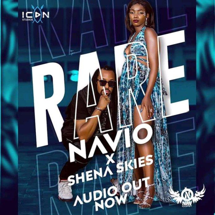 Navio ft Shena Skies – RARE | Download Mp3