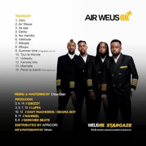 Download   Weusi - Air Weus Full Album EP Mp3 Audio