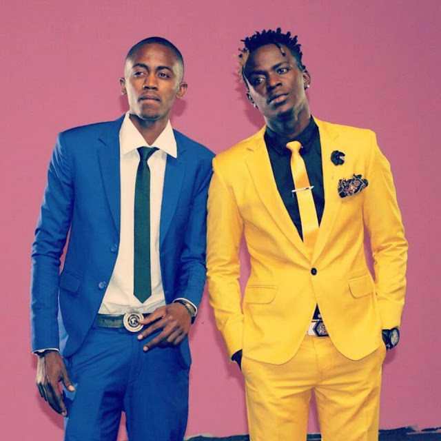 Weezdom and Willy Paul