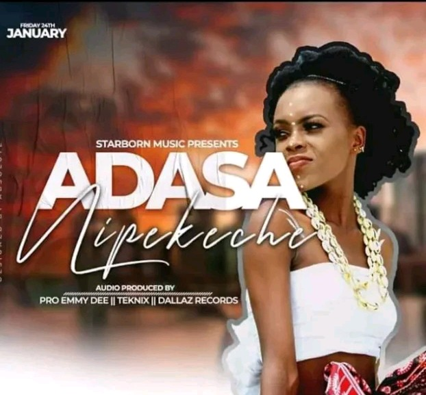 Adasa new song nipekeche