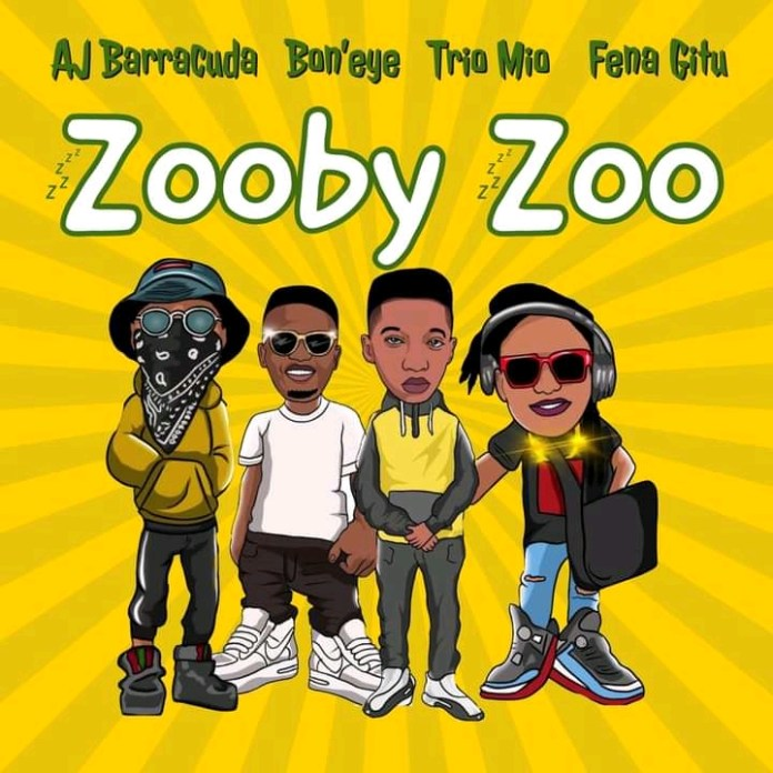 Aj Barracuda Ft Bon'eye,Trio Mio & Fena Gitu - Zooby Zoo