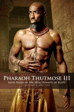 AFRICAN KING SERIES | Thutmose III (1481 BC - 1425 BC) was the sixth Pharaoh of the Eighteenth Dynasty. Thutmose III ruled Egypt for almost fifty-four years, and his reign is usually dated from April 24, 1479 BC to March 11, 1425 BC; however, this includes the twenty-two years he was co-regent to Hatshepsut. During the final two years of his reign, he appointed his son and successor, Amenhotep II, as his junior co-regent. | Model: Eric Graham | stylist & photographer: James C. Lewis