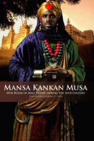 "AFRICAN KING SERIES | Mansa Kankan Musa (1280 – 1337) more commonly known as Mansa Musa was the tenth Mansa, which translates as ""King of Kings"" or ""Emperor"", of the wealthy West African Mali Empire. He is documented to have traveled to Mecca and Egypt with vast caravans of gold and an entourage of thousands from his empire in 1324. His reign lasted 25 years from 1312 - 1337. He is also documented as the RICHEST PERSON TO HAVE EVER LIVED...speculated to have been worth $400 Billion dollars in today's times. 