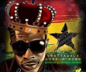 Shatta Wale – Like A King (Prod By NotNice Records)
