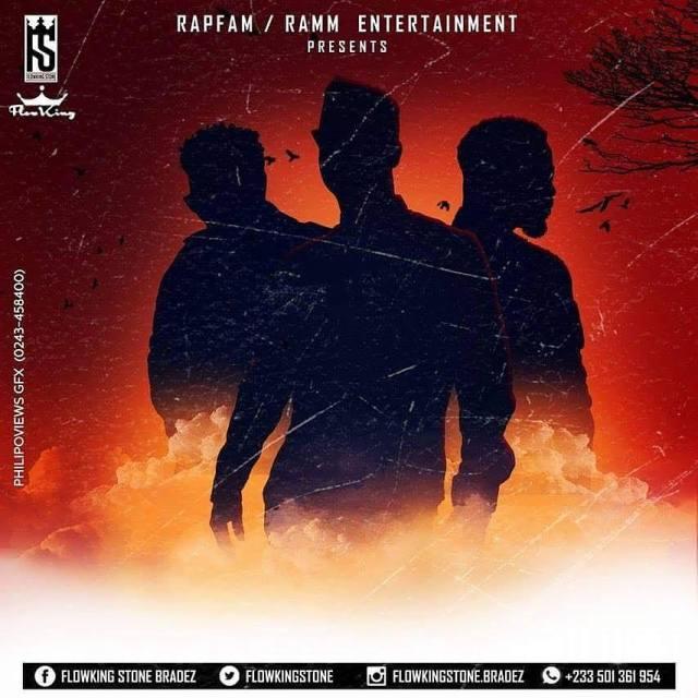 Flowking Stone ft Sarkodie & Shatta Wale – Fire Bon Dem (Remix)