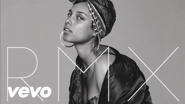 "Alicia Keys ""IN COMMON"" (Black Coffee Remix)"