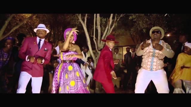 VIDEO: Mafikizolo – COLORS OF AFRICA ft Diamond Platnumz & DJ Maphorisa
