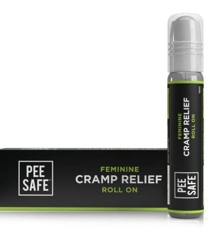 Buy PeeSafe Cramp Relief Roll On