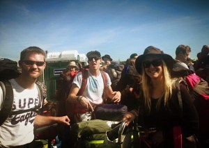 Coachella Glastonbury Festival preparation