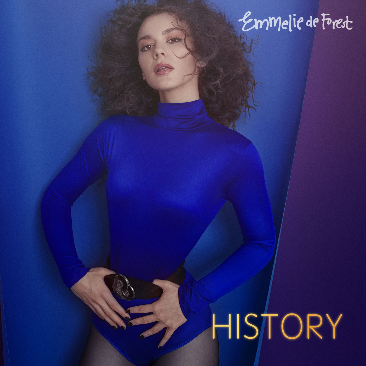Emmelie-de-forest-history-ep-cover