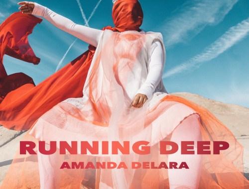 AmandaDelara-RunningDeep-EP-Review-VibesOfSilence