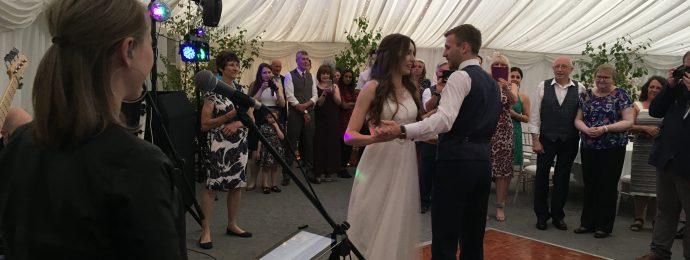 Live Wedding Band at The Woodlands Hotel Leeds