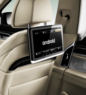 OneX Android Portable Headrest Monitor