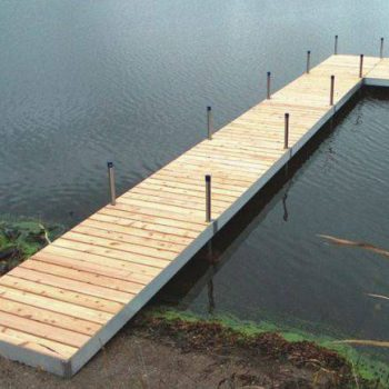 Vibo Marine Sectional Docks sectional4