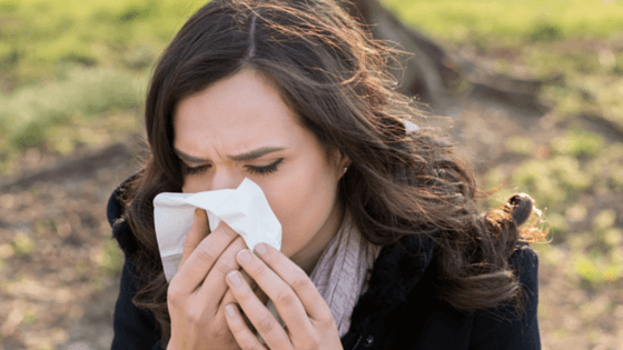 5 Essential Oils to Kill Your Cold