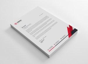 Business Letterheads Design