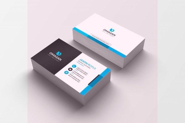 PSD Versatile Business Cards